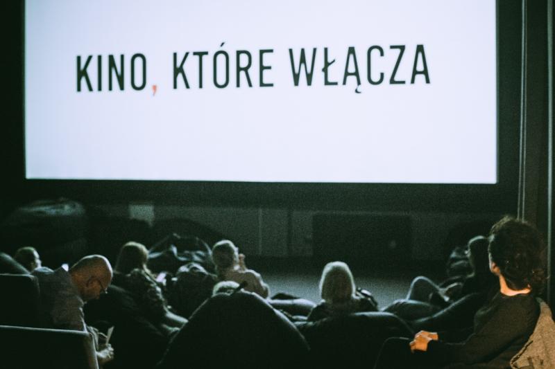 Pokazujemy kino, które włącza