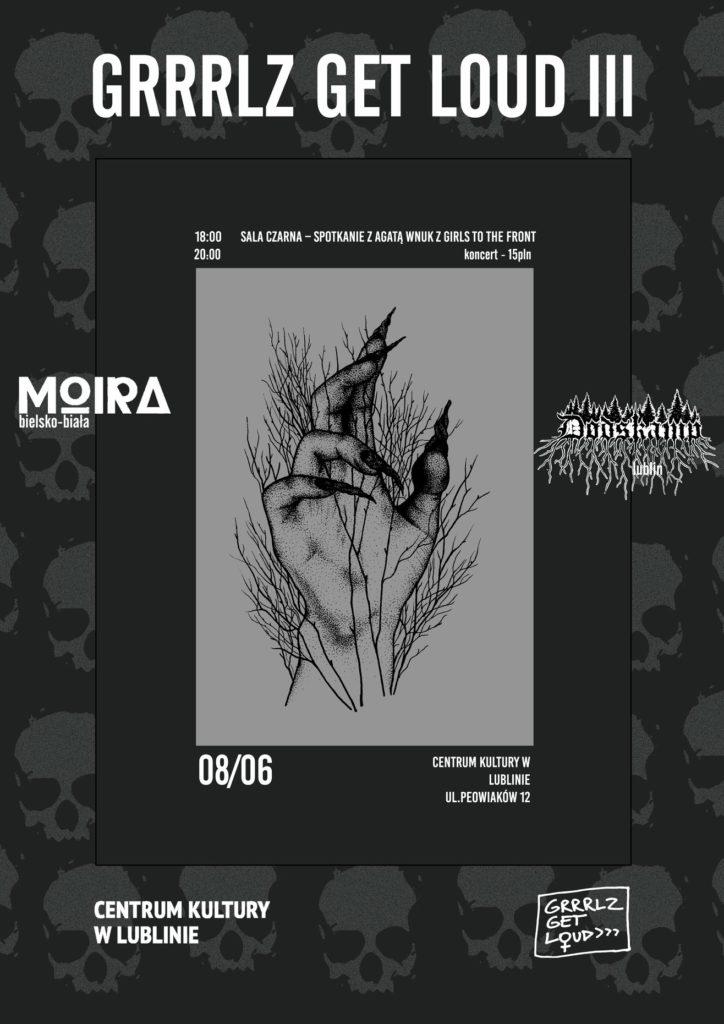 GGL 2019 Koncert Moira / Dødskamp