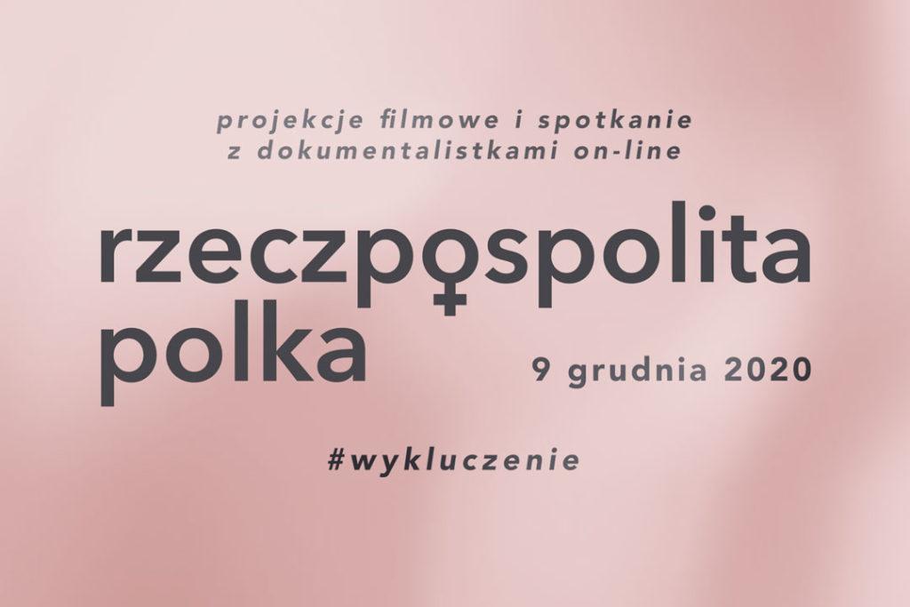 Rzeczpospolita Polka Spotkanie grudzień2020