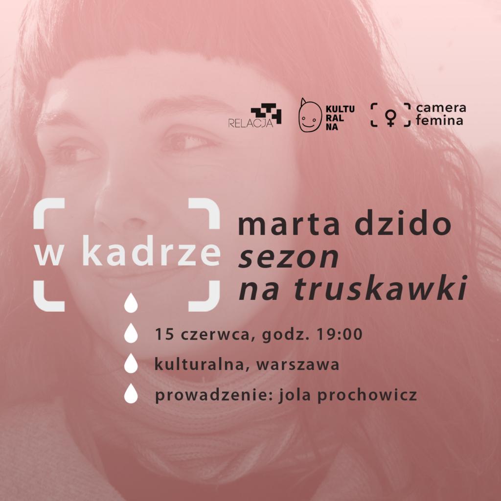 Spotkanie z MartąDzido
