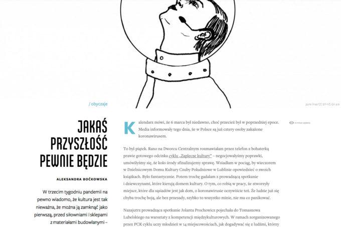 https://www.dwutygodnik.com/artykul/8835-jakas-przyszlosc-pewnie-bedzie.html